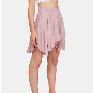 Free People intimately skirt